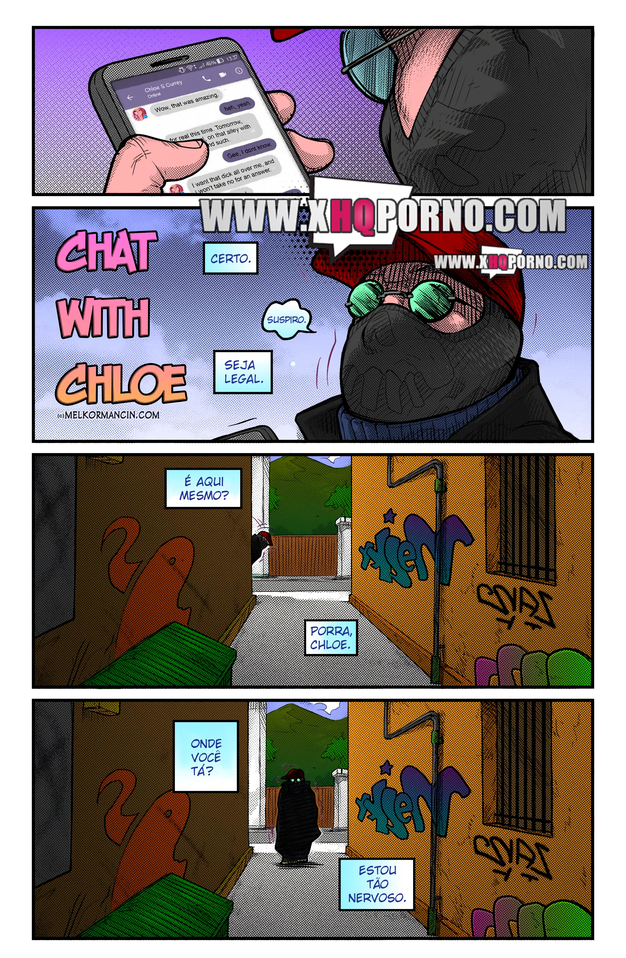 Chat with Chloe fullcolor