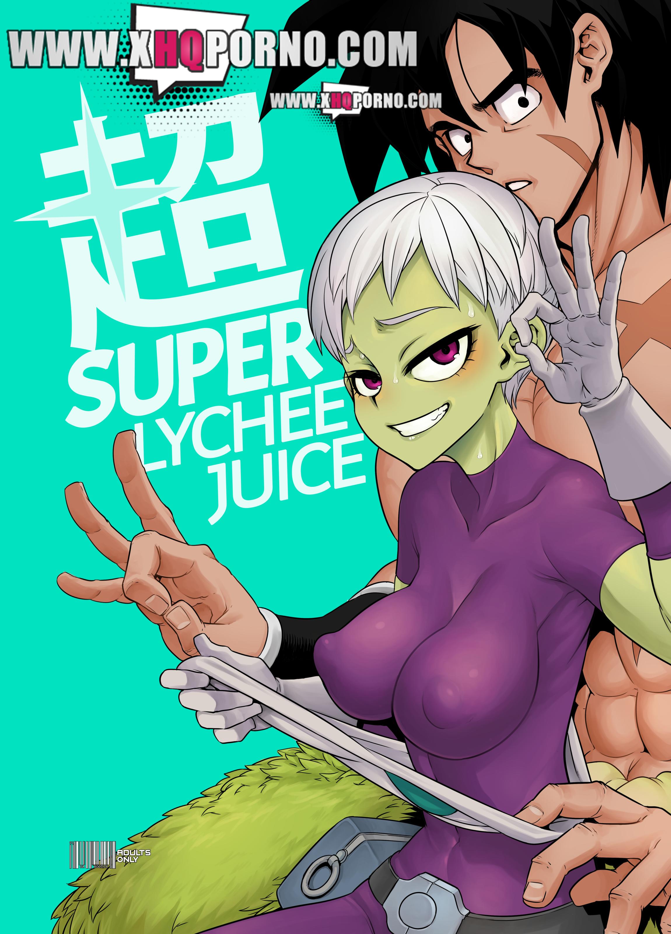 Super Lychee Juice