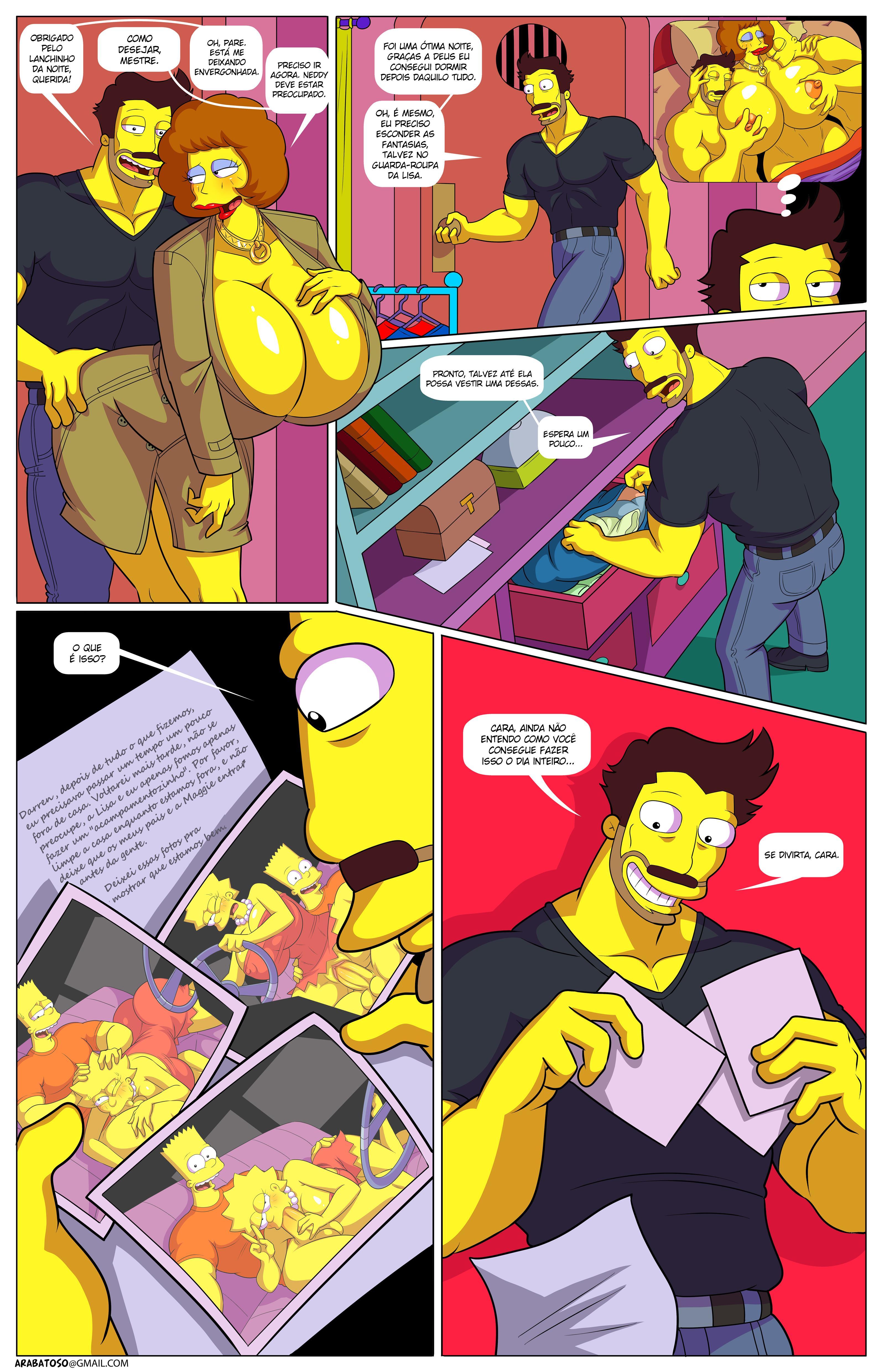 Simpsons – Darren's Adventure 2