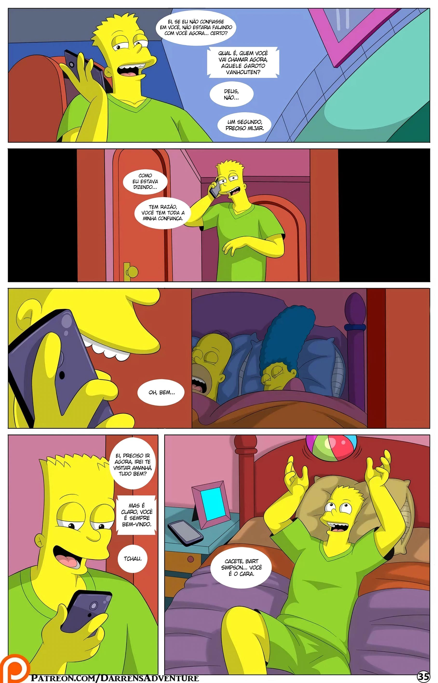 Simpsons – Darren's Adventure 3