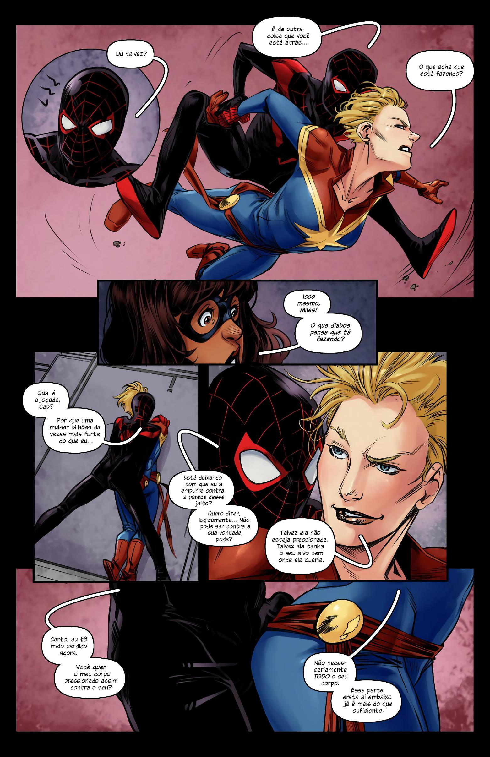 Ms.Marvel & Spiderman 2