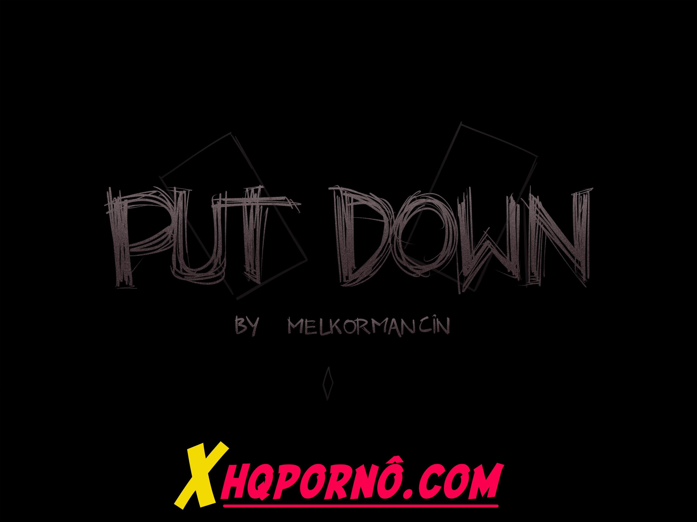 Put Down – Romulo Melkor Mancin