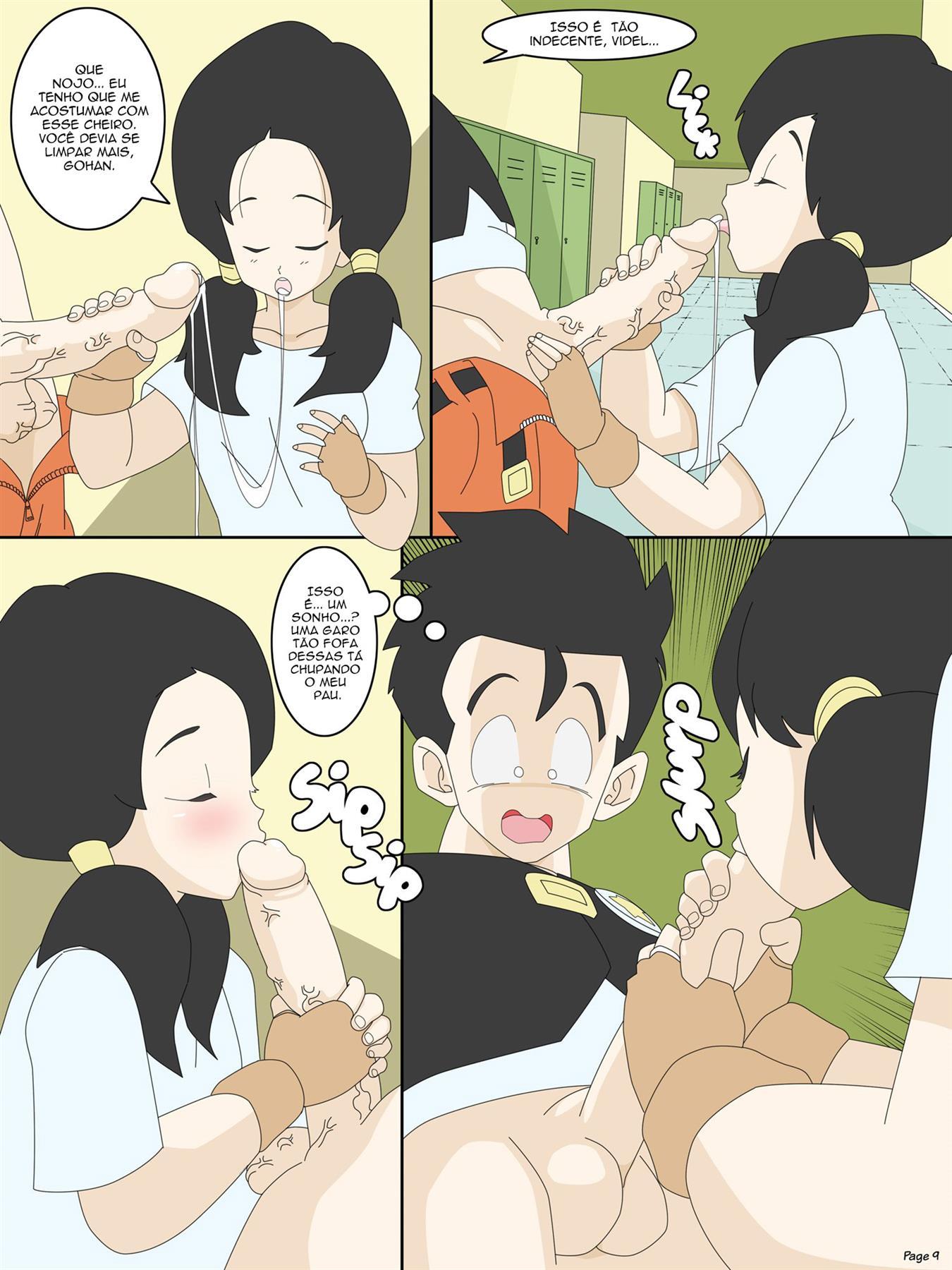 Dragon Ball Yamete: Romantic Comedy