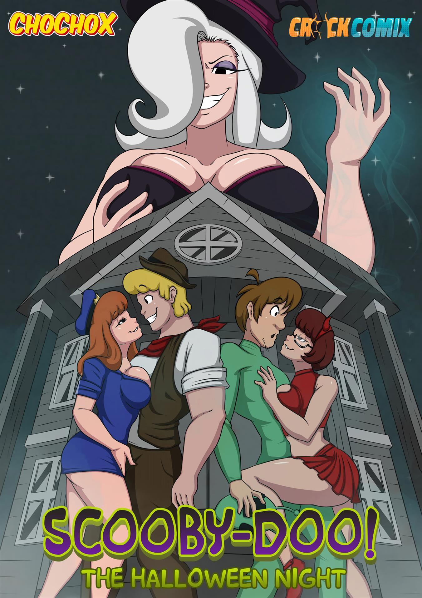 Scooby Doo: Noite de putaria