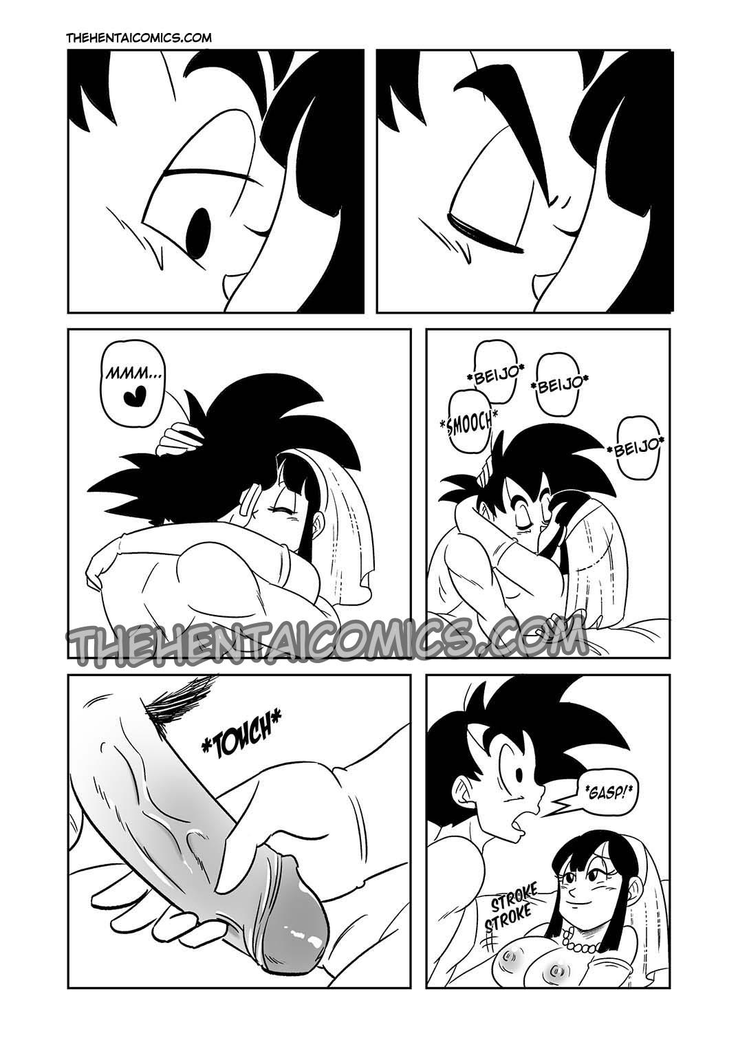 Casamento de Goku