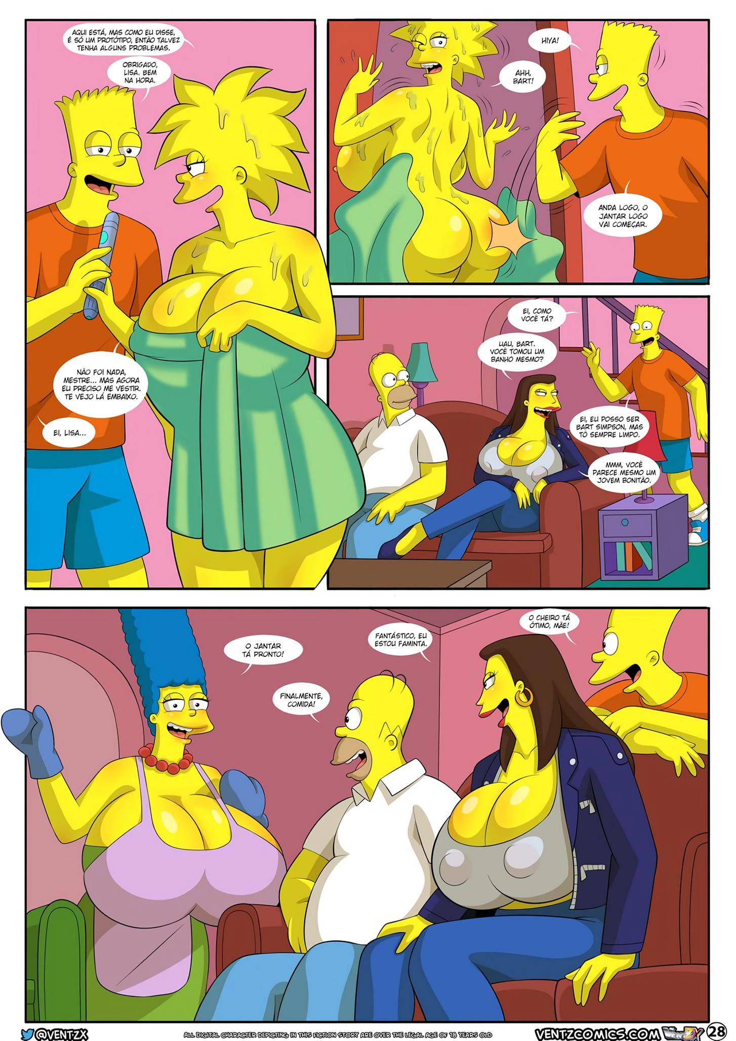 Simpsons – Darren's Adventure 5