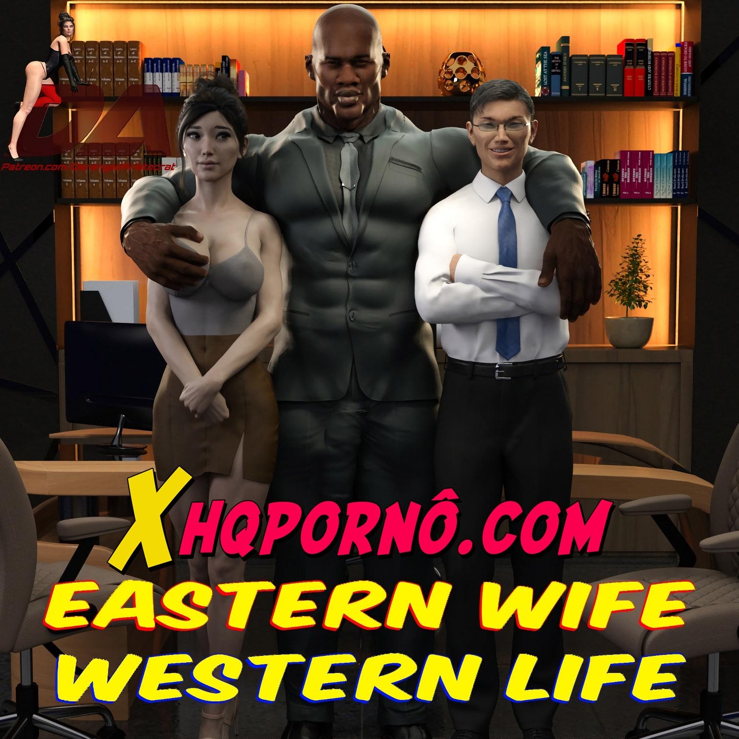 Esposa Oriental vida Ocidental 1u