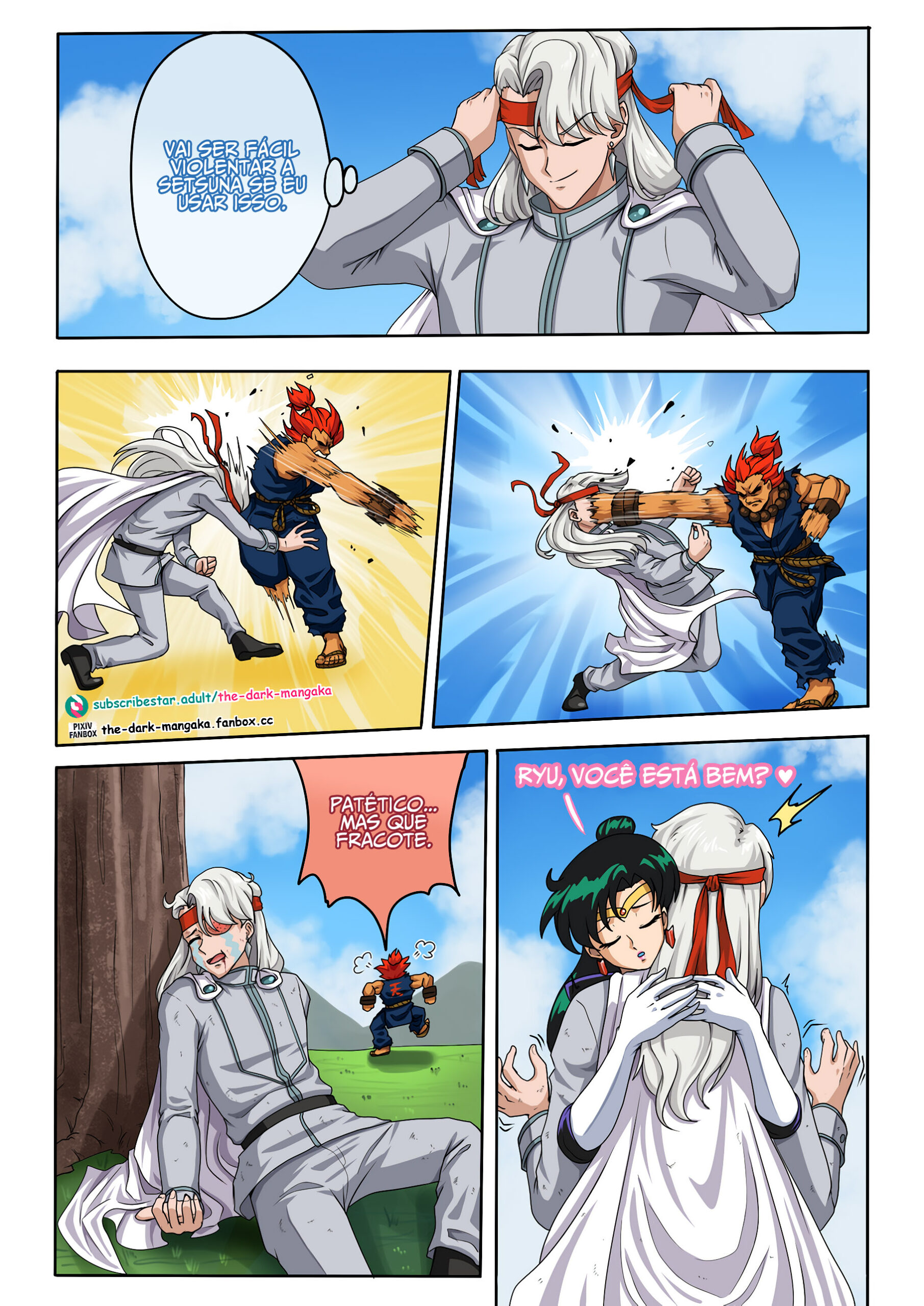 A bandana magica